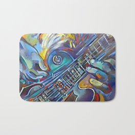 Oleo de guitarra Bath Mat