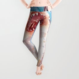 Shark Jaws Leggings