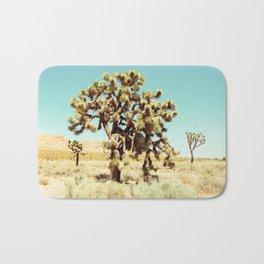 Joshua Trees in the California Desert Bath Mat