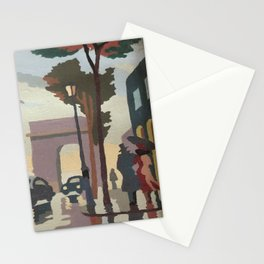 Mother's Paris Stationery Cards