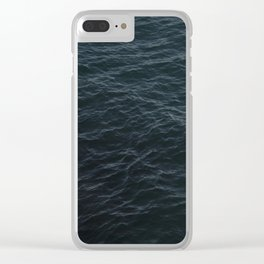 Depths Clear iPhone Case