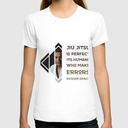 BJJ Motivational Quote Series 2/10 T-shirt
