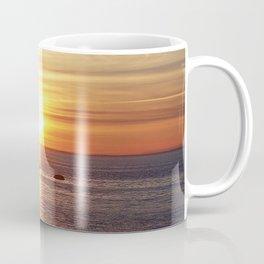 Gaspesie Sunset Coffee Mug
