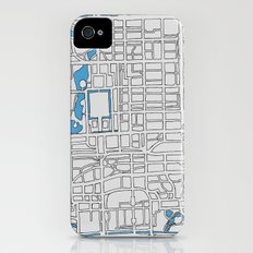 Central Beijing iPhone (4, 4s) Slim Case