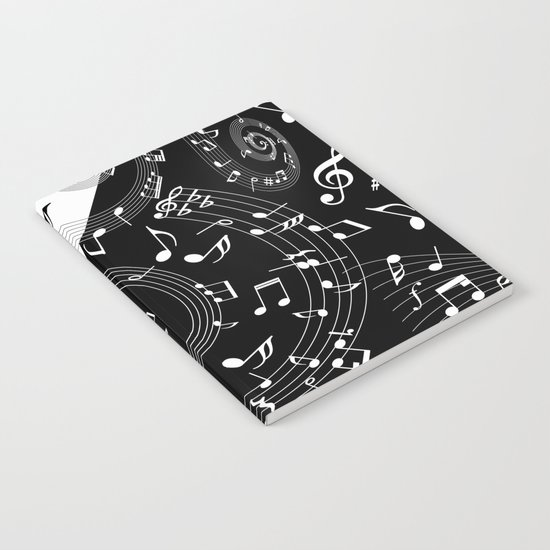 i love music Notebook