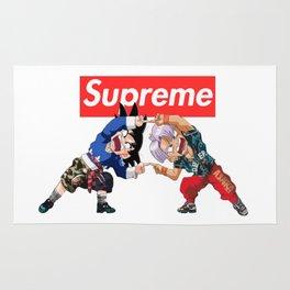 Dragon Ball Supreme Rug