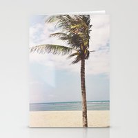 bali Stationery Cards featuring BALI by Rose Zhang