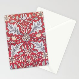William Morris - Triple Net - Digital Remastered Edition Stationery Cards