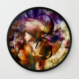 Inspiation 66 Wall Clock