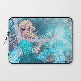 Frozen Elsa Laptop Sleeve
