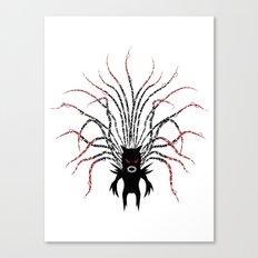 Karma Fairy [DARK] Canvas Print