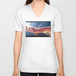 News#2-BP Oil Spill Unisex V-Neck