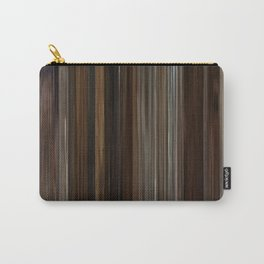 Pulp Fiction Movie Barcode Carry-All Pouch