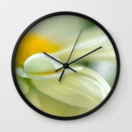 Drops macro 11 Wall Clock