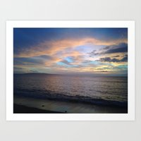 Hawaii dreaming Art Print