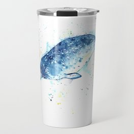 Narwhal - Unicorn of the Sea Travel Mug