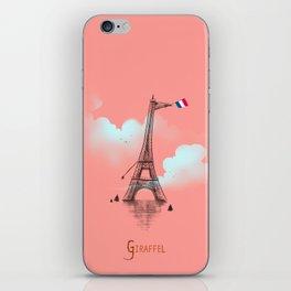 Giraffel iPhone Skin
