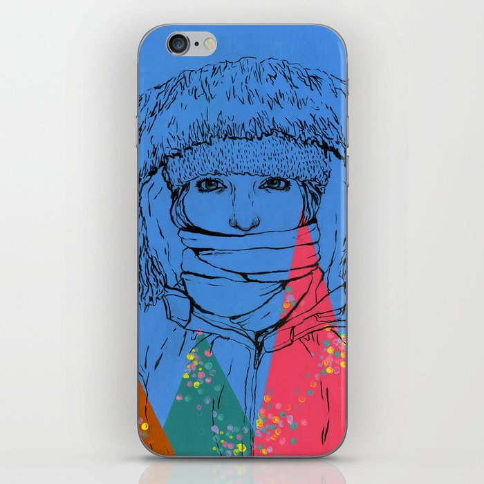 Candy Mountain iPhone Skin