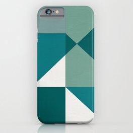 Stylized Mangrove 2 iPhone Case
