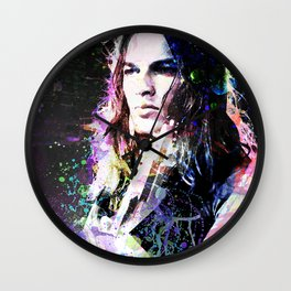 David Gilmour Wall Clock