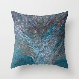 ... explosive Throw Pillow