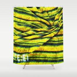 13:37 Shower Curtain