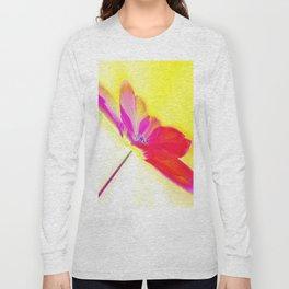 Spring Abstract Long Sleeve T-shirt