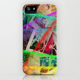 Ink the Page iPhone Case