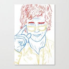 Ben Folds Canvas Print
