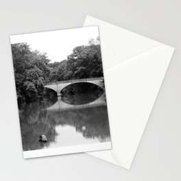 Illinois River Bridge, Siloam Springs Stationery Cards