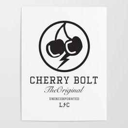 CHERRY BOLT Poster