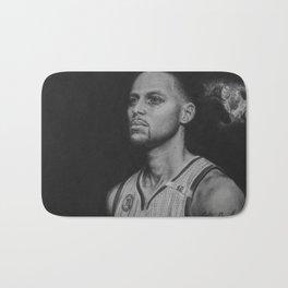 NBA Steph Curry Bath Mat