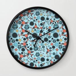 Circular Pattern Collection, Circles No.1 Wall Clock