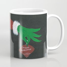 Grinch Coffee Mug
