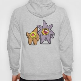 Pokémon - Number 120 & 121 Hoody