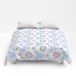 triangles Comforters