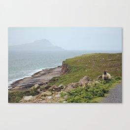Emerald Isle  Canvas Print