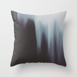 Glitch Stranger Throw Pillow