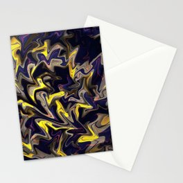 Liquid Colours (2) Stationery Cards