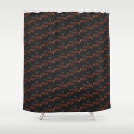 Dark Woods Shower Curtain