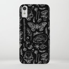 Witchcraft II [Black] iPhone Case