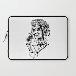 Ol' Lady Spacetime Laptop Sleeve