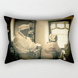 Bakers Of Old Winston Salem Rectangular Pillow