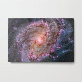 Spiral Galaxy M83 Metal Print