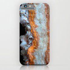 Travertine mineral iPhone 6 Slim Case