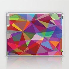 Poligons mosaic Laptop & iPad Skin