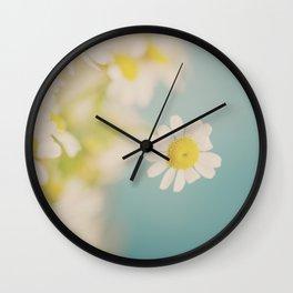 unaffected air ... Wall Clock
