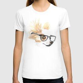 Chihuahua Hipster T-shirt