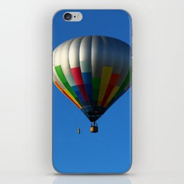 Up Up In The Air iPhone Skin