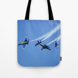 Blue Angels - 1 Tote Bag